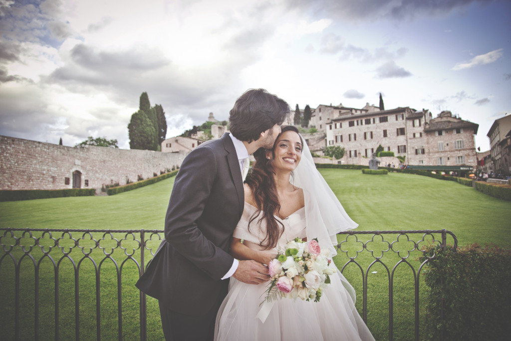 Wedding in Assisi