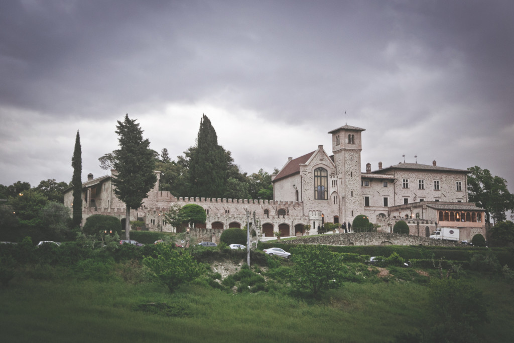 Castello Lemmo Rossi Scotti