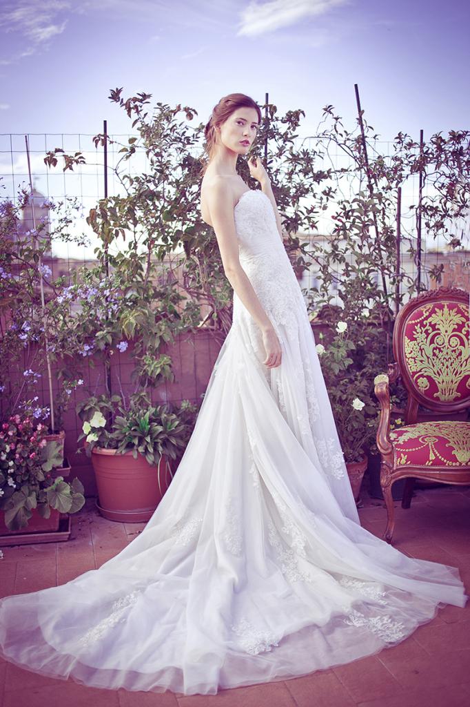 abiti sposa roma