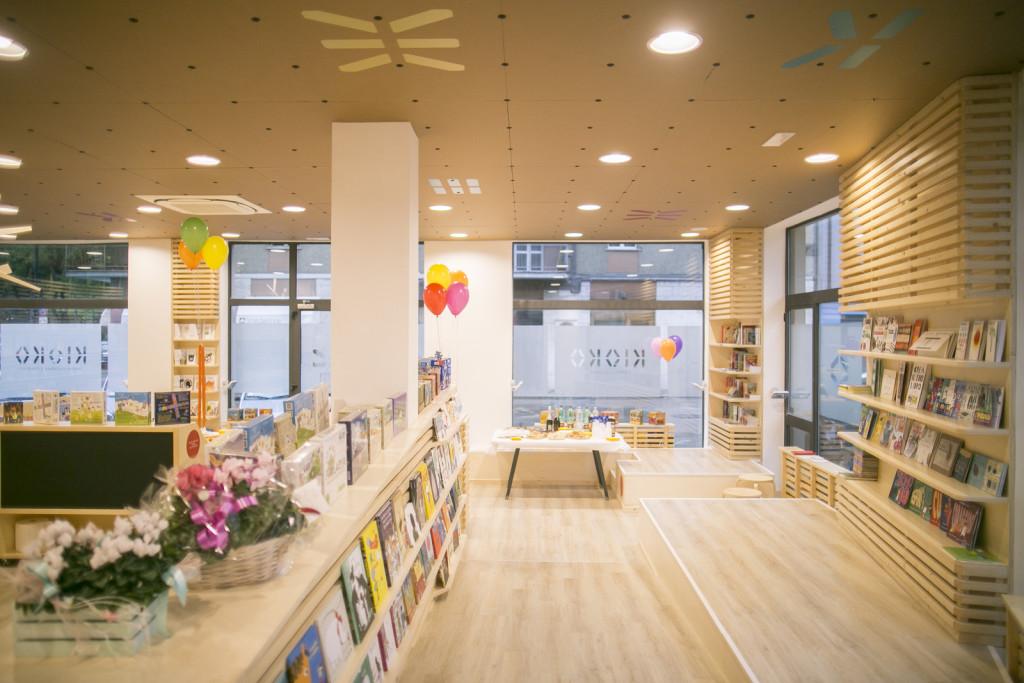 libreria kioko terni