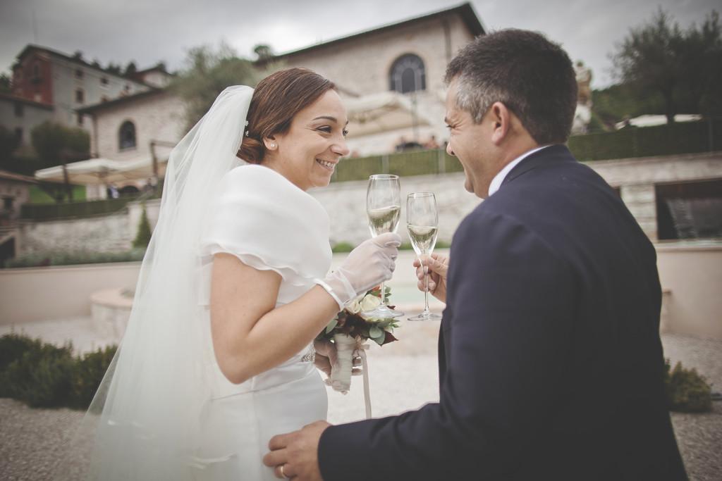 Wedding al Casale di Villa Battistini