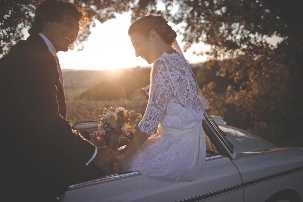 La Jolie Fille sposa