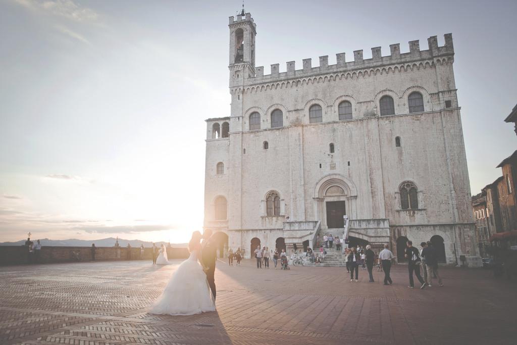 Wedding a Gubbio