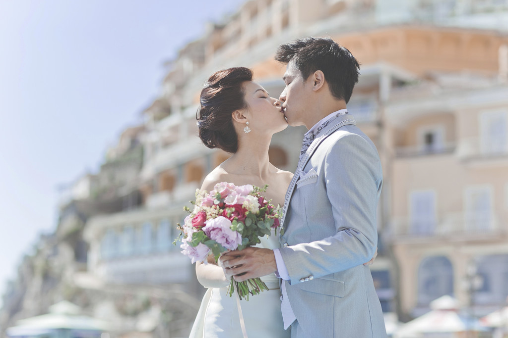 engagement session positano