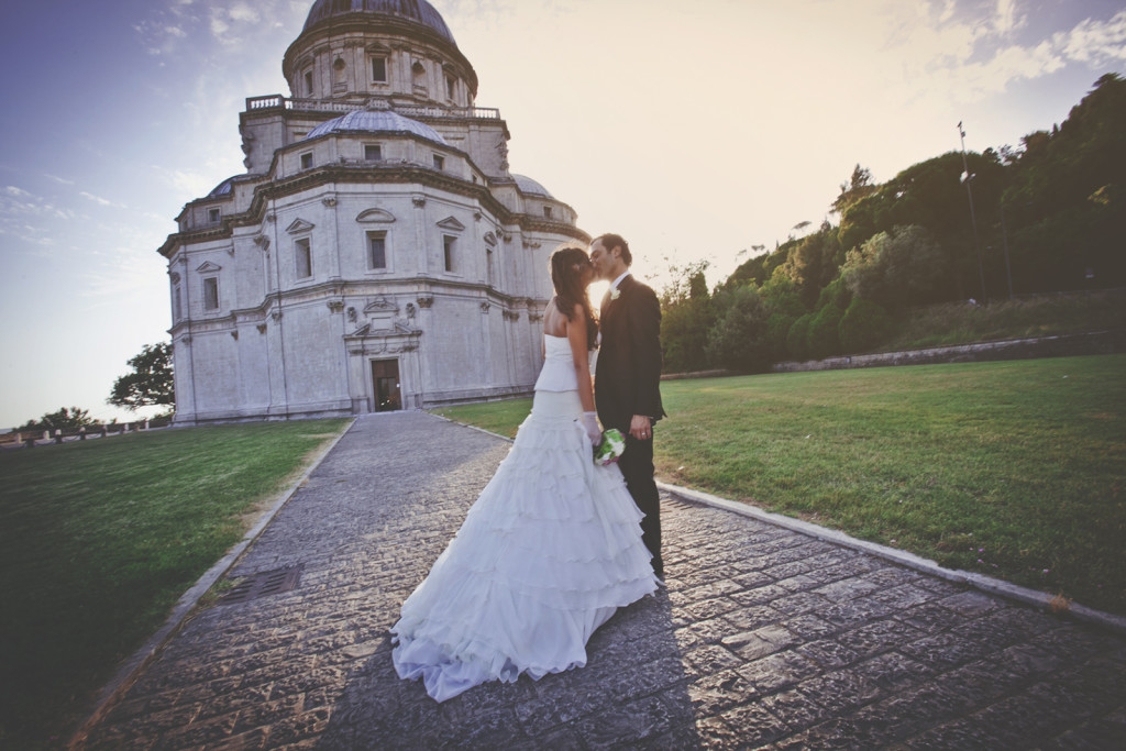 luca rondoni sposa