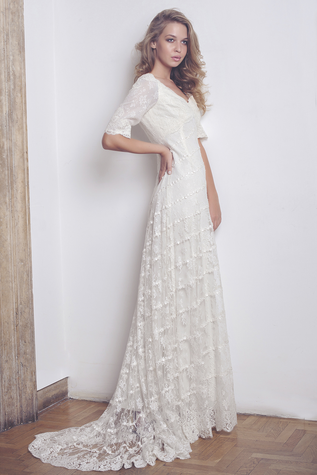 Lookbook Alessandro Mari Antonella Bridal Rossi – Photography BdeCrQxoWE