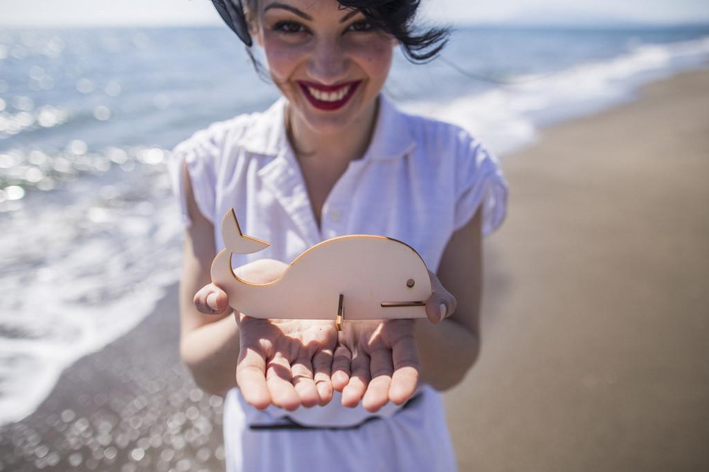 artist Gabriella Compagnone