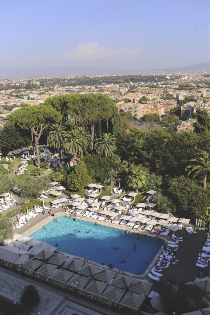 Hilton Hotel Rome