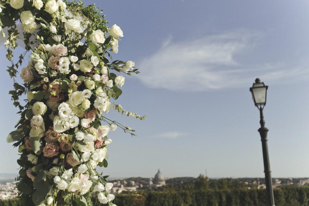 Destination wedding photographer Roma
