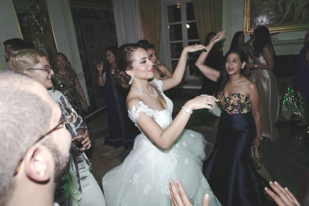 Arabian wedding in Rome
