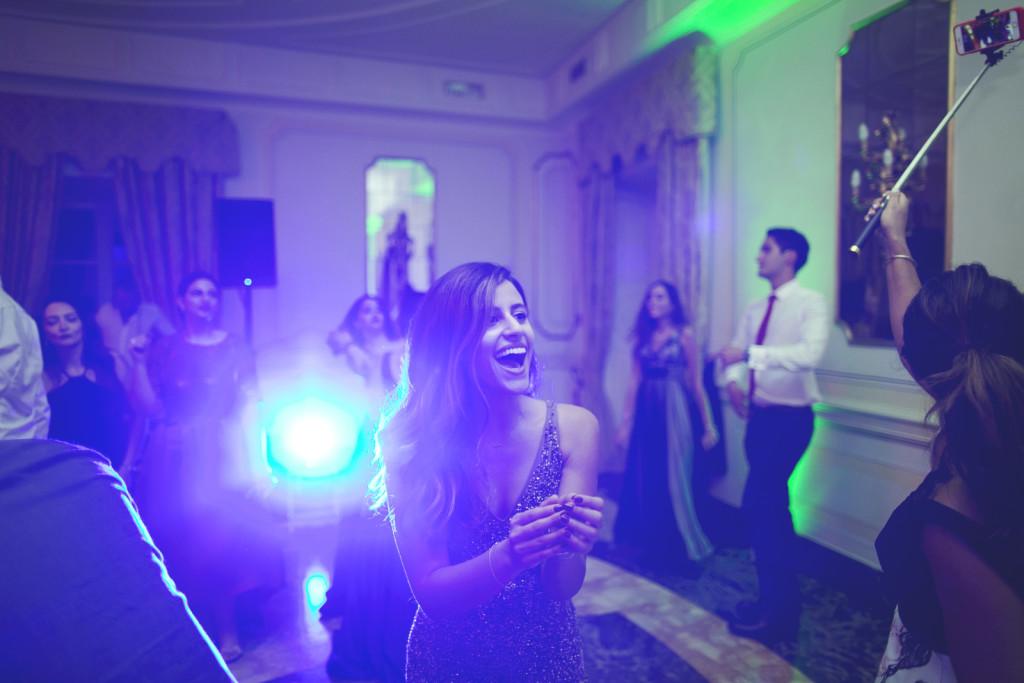 Arabian wedding rome