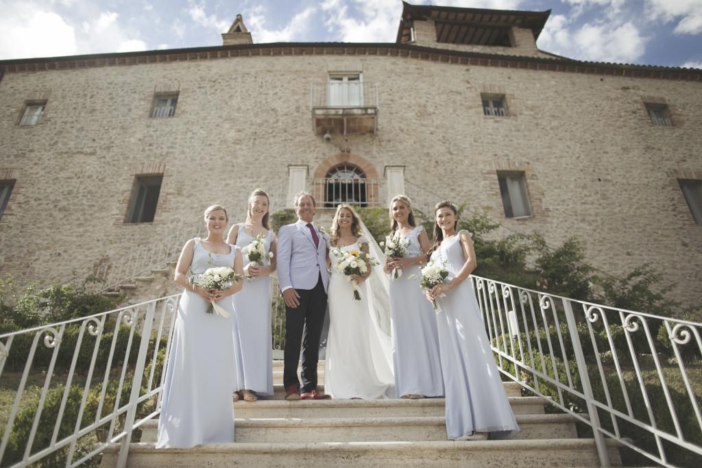 wedding castello di montignano