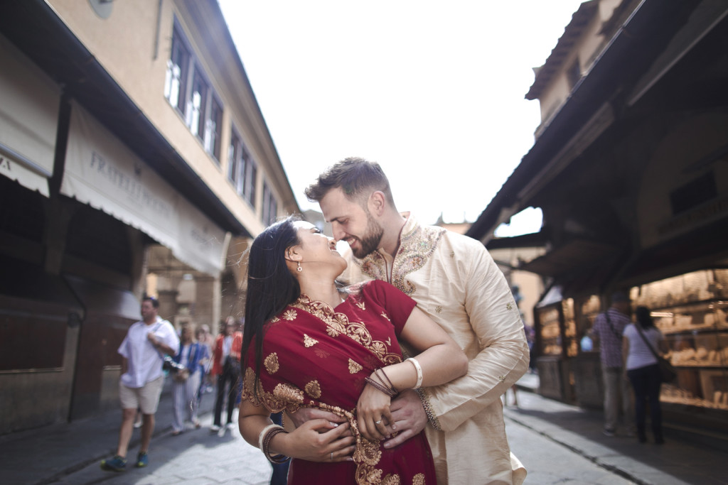 indian wedding tuscany