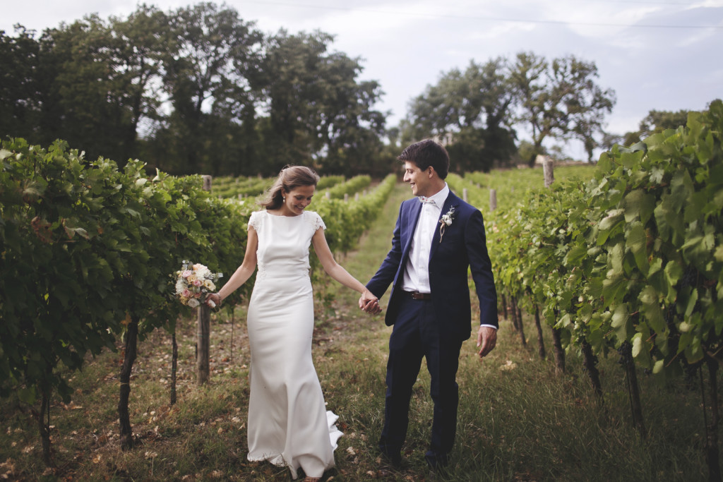 vineyard wedding umbria