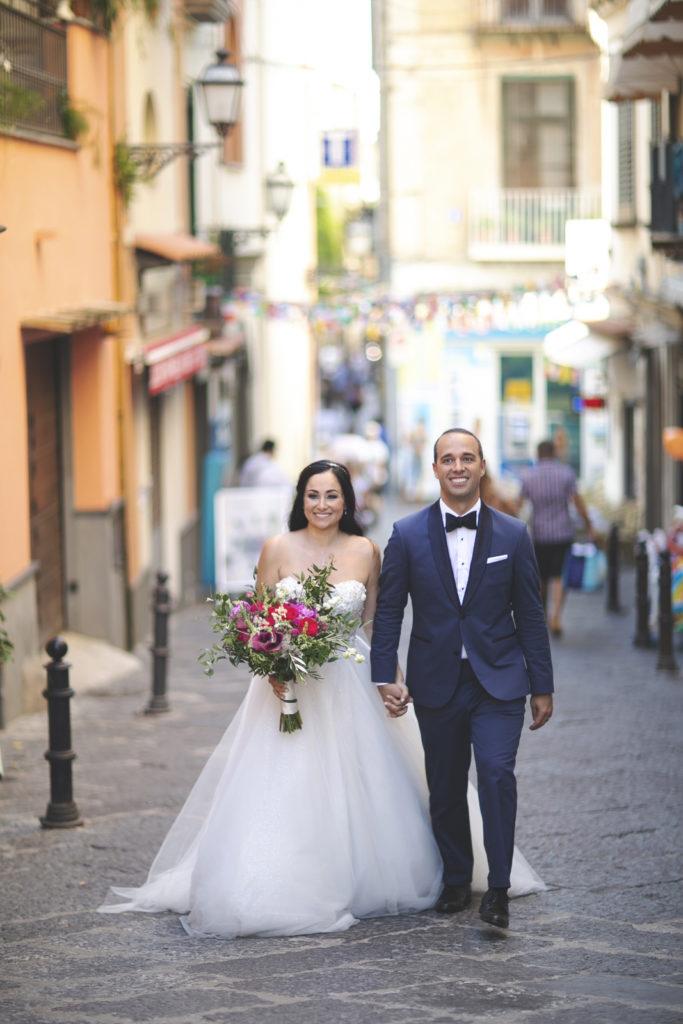 destination wedding photographer Sorrento