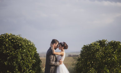 Russian wedding in Tuscany