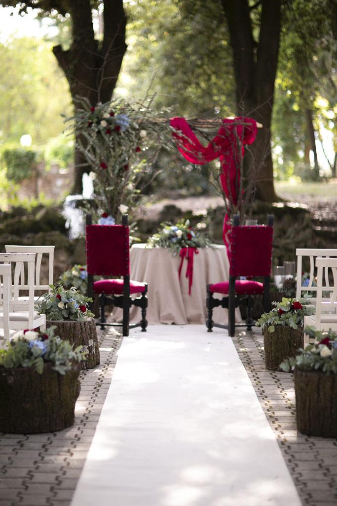 Destination wedding Umbria
