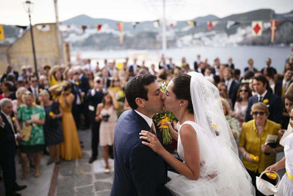 isola di ponza wedding