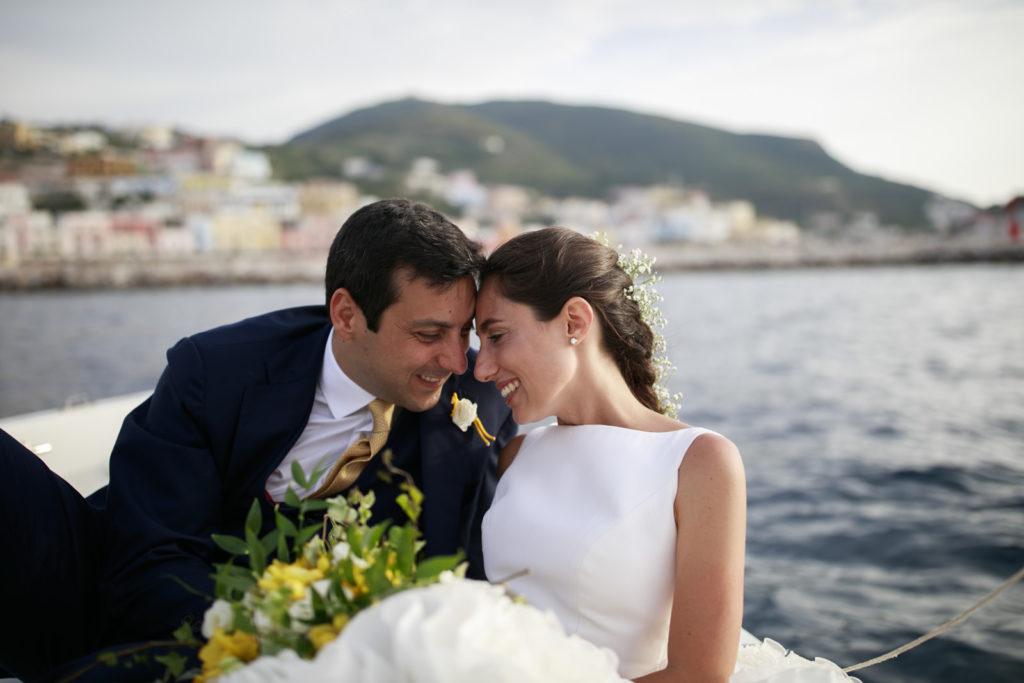 ponza wedding