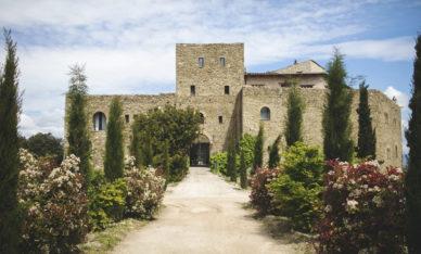 Con la Torresan al Castello di Rosciano!
