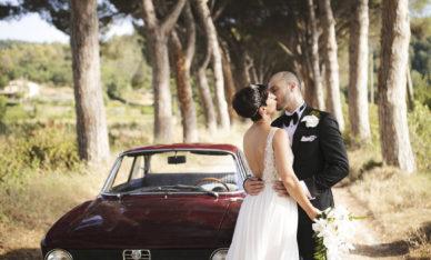 Matrimonio italo-canadese al Castello di Rosciano